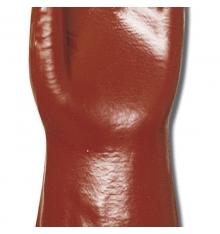 GUANTE 3636 PVC ROJO 36 CM Riesgo Quimico REF.PVC736