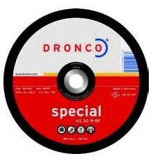 DISCO DESBASTE AS 30 R SPECIAL - METAL