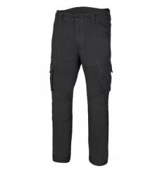 Pantalón algodón stretch multibolsillos (Novedad)