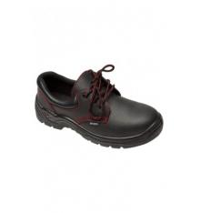 Zapato con plantilla y puntera de acero s1p src