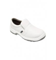 Zapato con puntera de acero s2 src