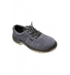 Zapato de serraje con puntera de acero s1 src